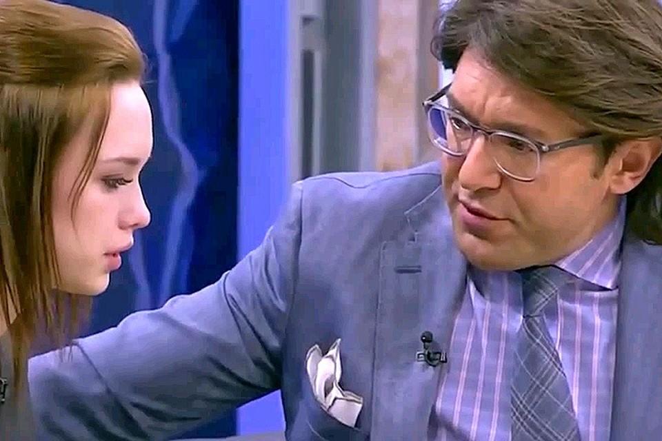 Андрей Малахов готов забрать с Первого канала своих самых раскрученных героинь, среди которых - и Диана Шурыгина.