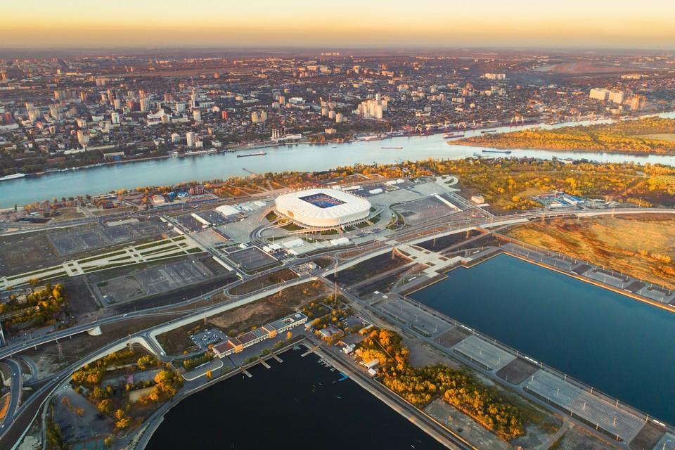 Ростов-на-Дону - один из самых компактных, но при этом быстро развивающихся мегаполисов России. Фото: Денис ДЕМКОВ