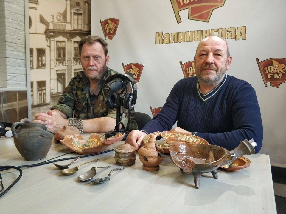 Говорит Калининград. Дмитрий Говердовский и Евгений Калашников