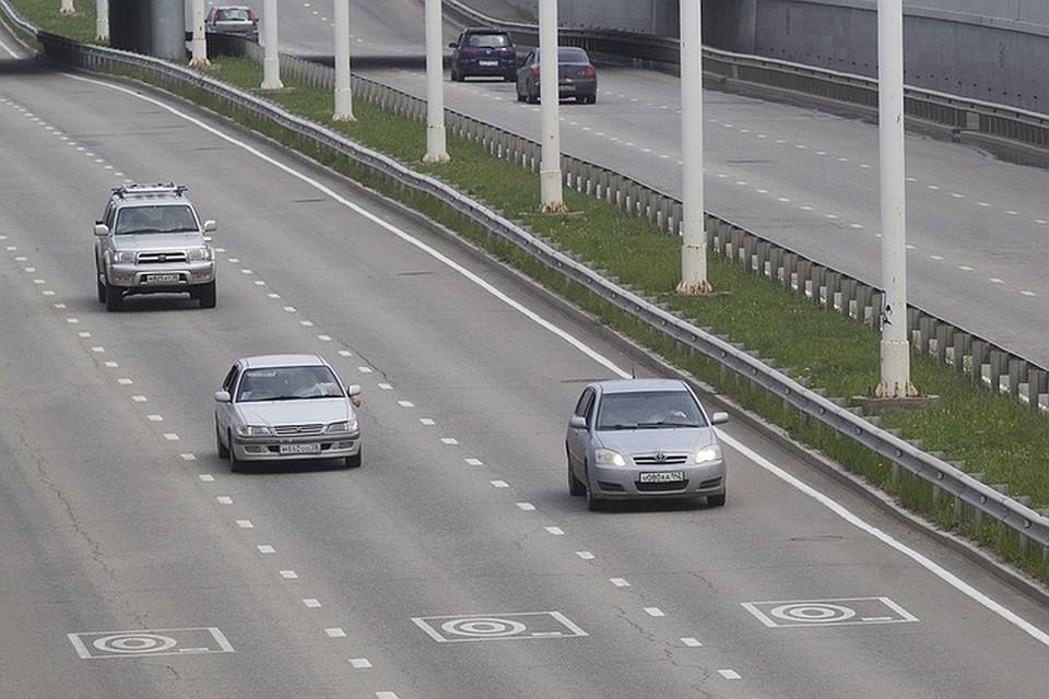 В России могут увеличить до 150 км/ч максимальную скорость на некоторых участках трасс