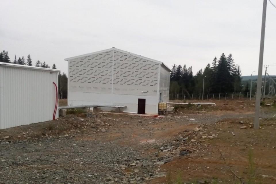 31 августа работы на водозаборной станции завершены