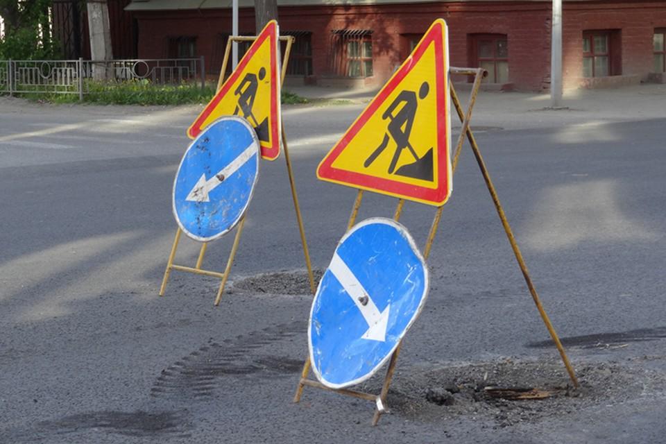 В Нефтеюганском районе завершается ремонт подъездной дороги к селу Чеускино