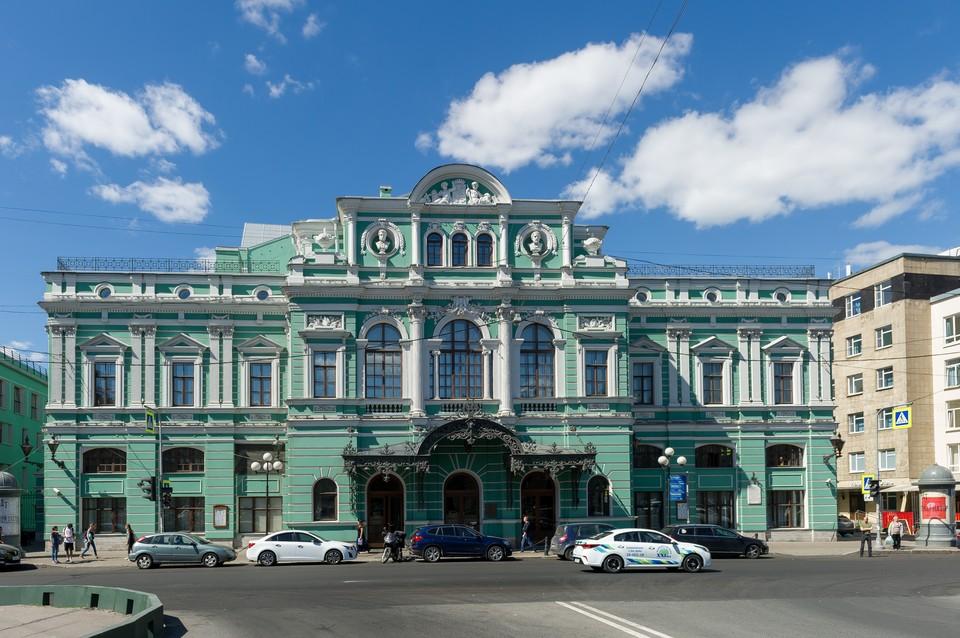 БДТ Петербурга откроется в ноябре после ремонта