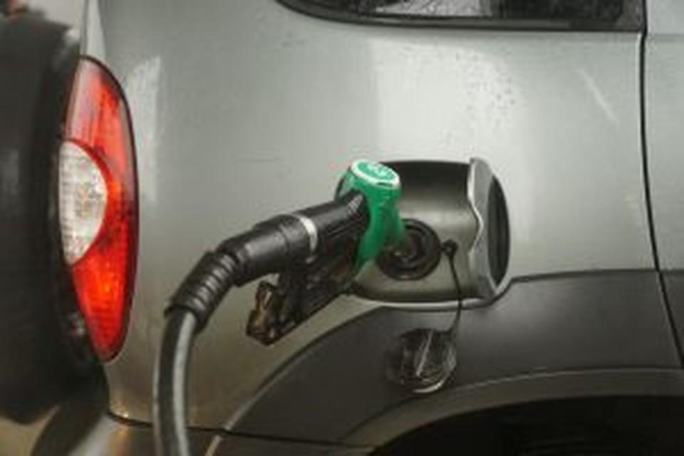 Дизельное топливо предназначалось для заправки служебного автопарка