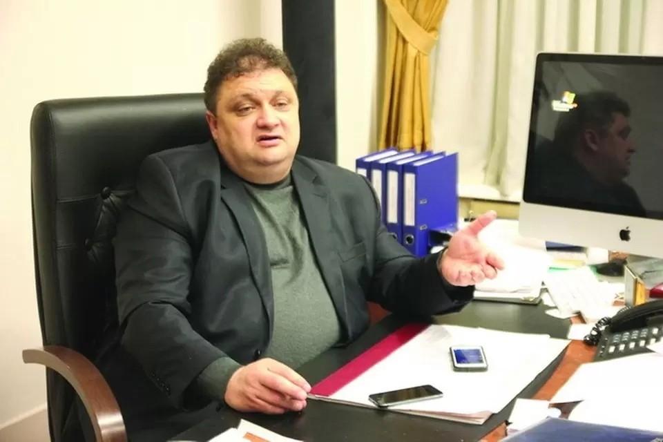 Бизнесмен Сергей Бейм