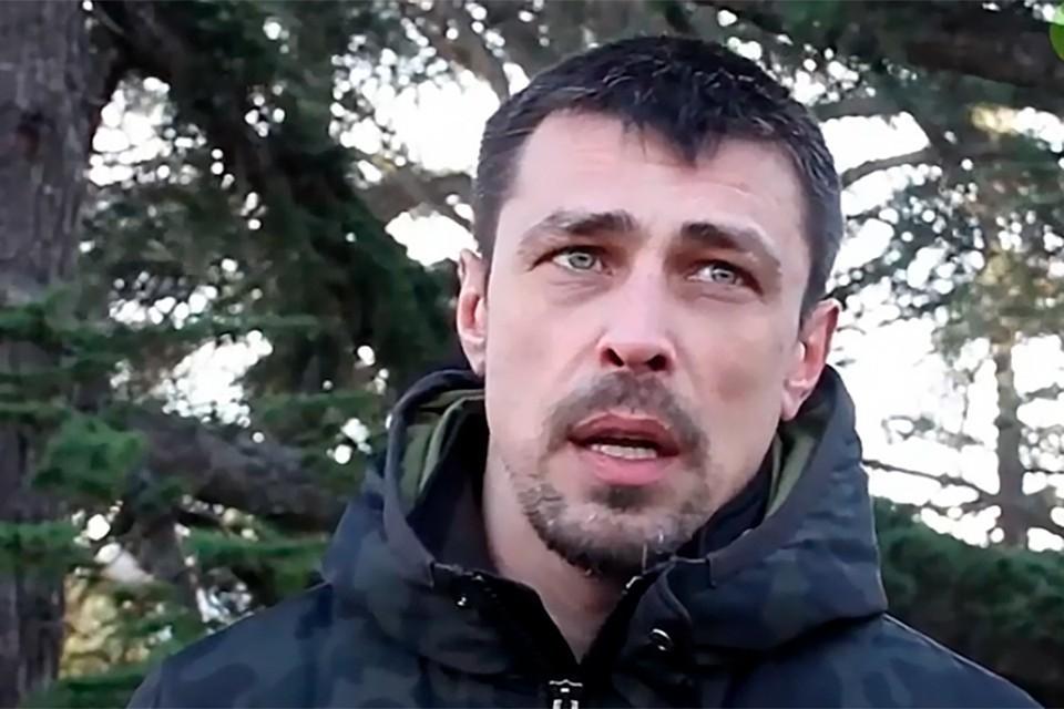 Гражданин России Александр Франчетти задержан в аэропорту Праги. Фото: Кадр видео