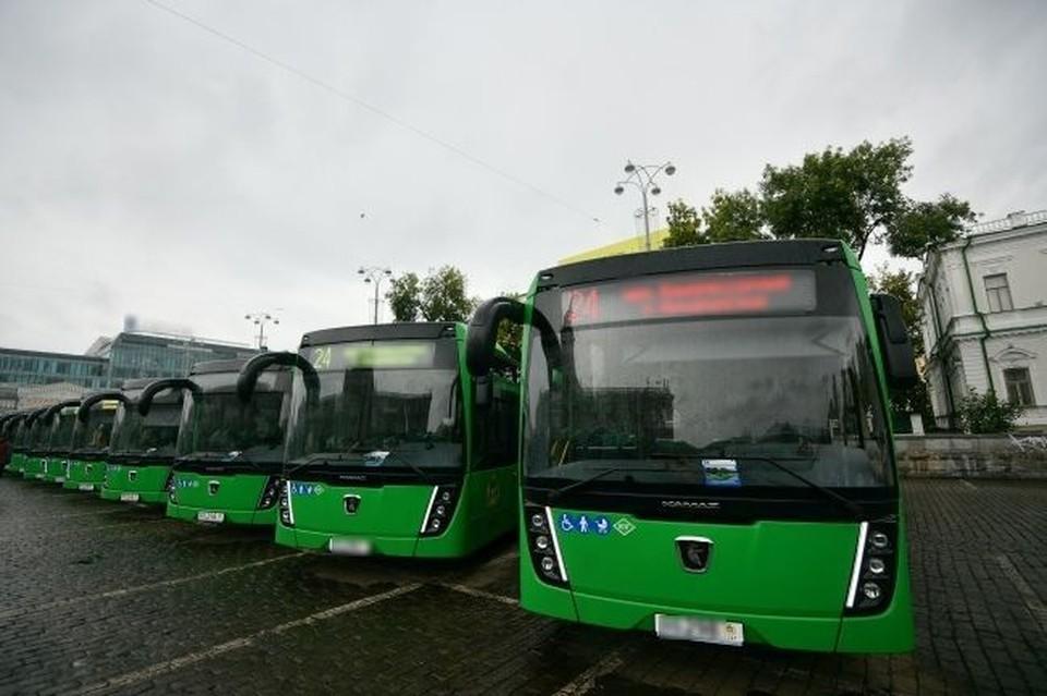 В регионе ведется системная работа по развитию общественного транспорта.