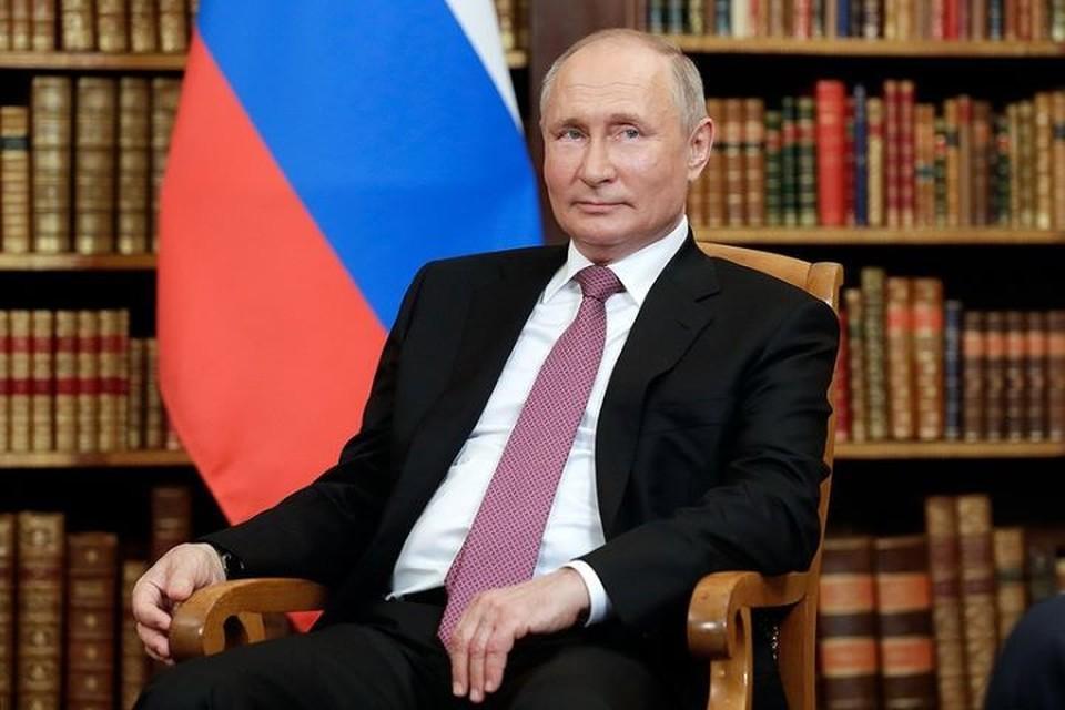 Песков исключил обсуждение Крыма на возможной встрече Путина и Зеленского