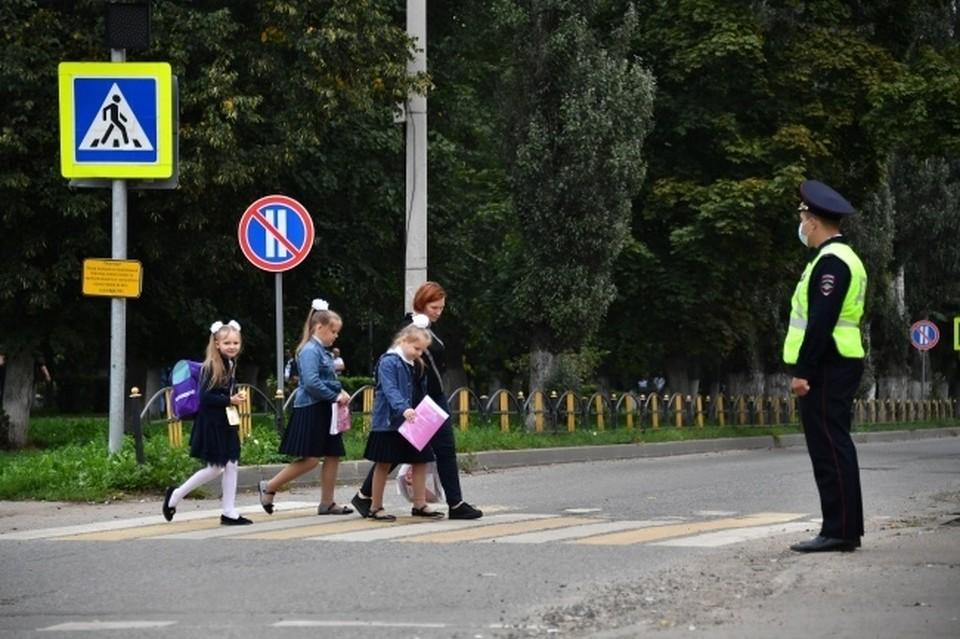 В крымской столице установили новые дорожные знаки. Фото: пресс-служба администрации Симферополя