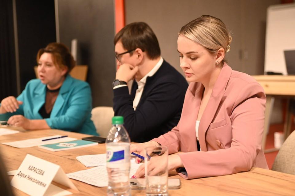 Дарья Карасева считает, что судебная власть тоже должна быть максимально открытой. Фото: партия «Новые люди».