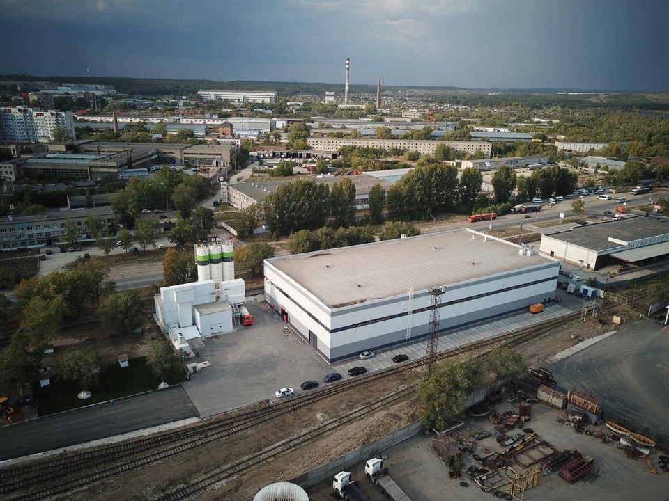 """Завод ЖБИ """"Флоркон"""" находится на Территории опережающего социально-экономического развития в Тольятти"""