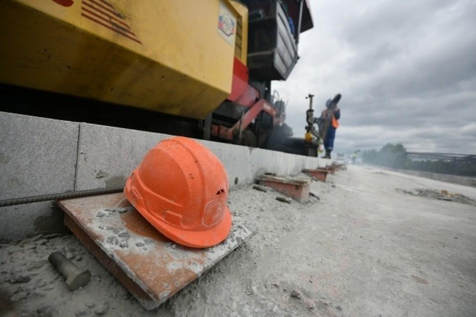 В Новосибирске часть Ипподромской магистрали уже отремонтировали.