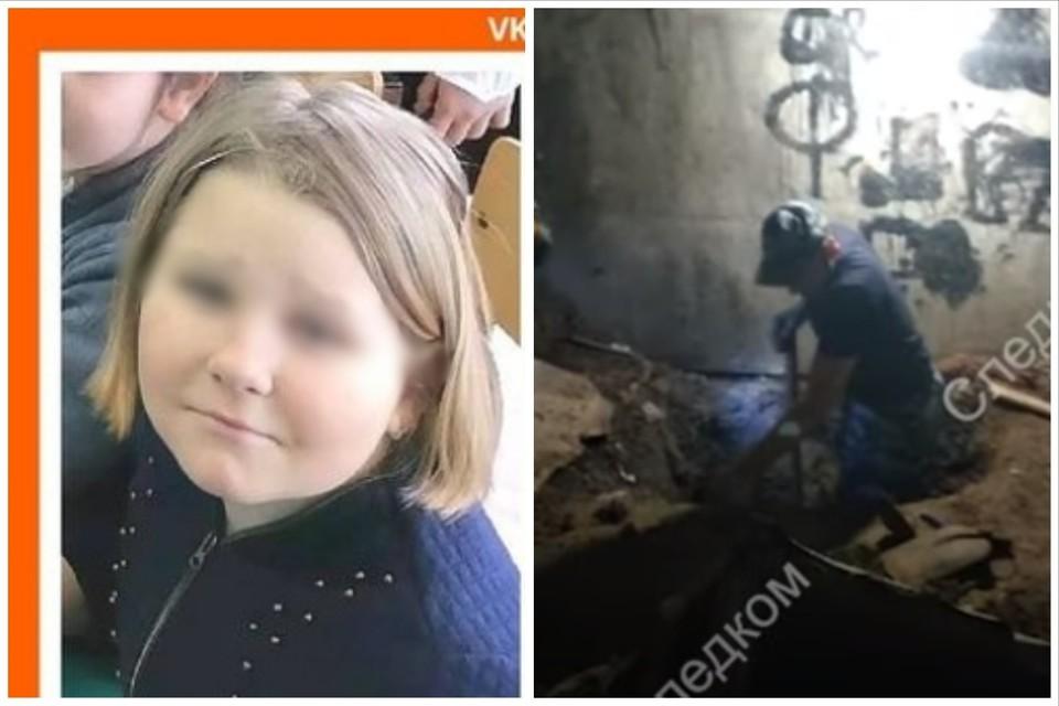 Вика пропала 18 июня. Ее тело нашли 15 сентября в подвале двухэтажки, в которой она проживала со своей семьей.