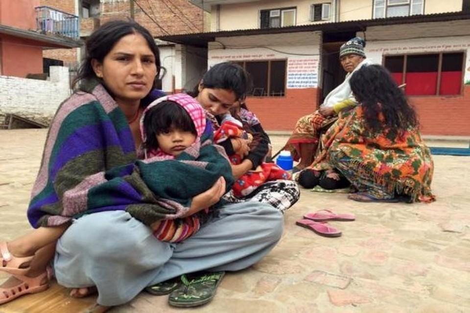 Непал и Индию потрясло мощное землетрясение