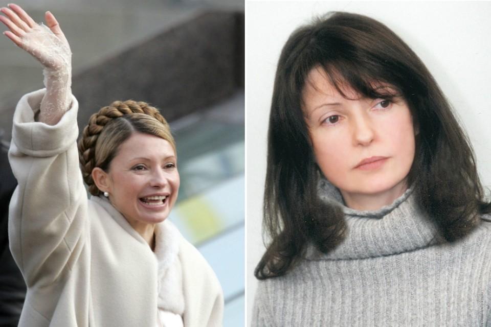 Из скромной брюнетки Юлия Тимошенко с годами превратилась в яркую амбициозную блондинку. Фото: EAST NEWS.